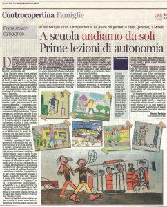 Corriere. 24 novembre 2012
